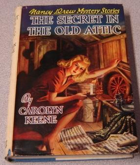 The Secret In The Old Attic (the Nancy Drew Mystery Stories #21)