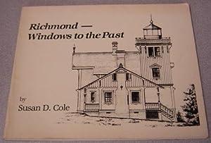 Richmond: Windows To The Past; Signed: Cole, Susan D