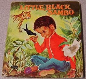 Little Black Sambo (Whitman Tell-A-Tales)