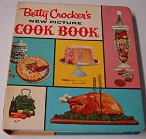 Betty Crocker's New Picture Cook Book (Cookbook)