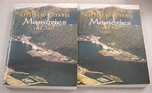 Gastineau Channel Memories, Volume 1 1880-1959 & Volume 2 1880-1967, 2 Volume Set: Pioneer Book...