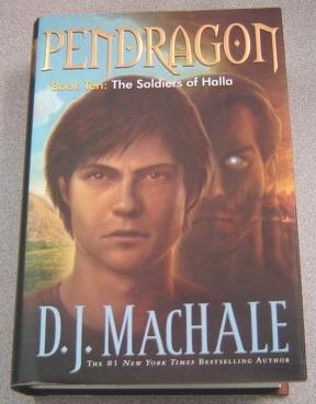 The Soldiers of Halla (Pendragon Series, Book 10)