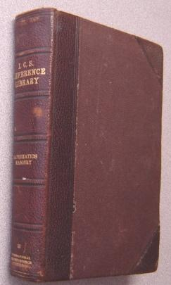 The I. C. S. Reference Library 13: International Correspondence Schools