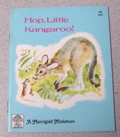 Hop Little Kangaroo (Merrigold Miniature Ser.): Scarry, Patricia; Rojankovsky,