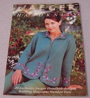 Jaeger Handknits: 20 Exclusive Designs, Spring/Summer (Knitting: Jaeger Handknits