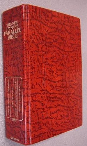 The New Layman's Parallel Bible: King James: Zondervan Publishing