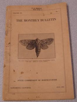 The Monthly Bulletin, Volume III (3) #7, July 1914