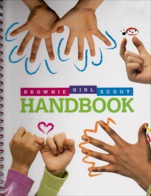 Brownie Girl Scout Handbook (spiral-bound): Girl Scouts of