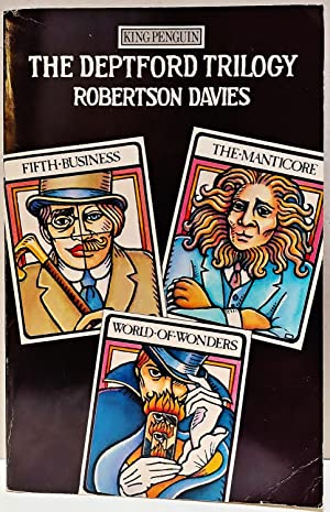 an analysis of fifth business by robertson davies Davies built on the success of fifth business with two more novels: the manticore (1972), a novel cast largely in the form of a jungian analysis (for which he received that year's governor general's literary award), and world of wonders (1975.