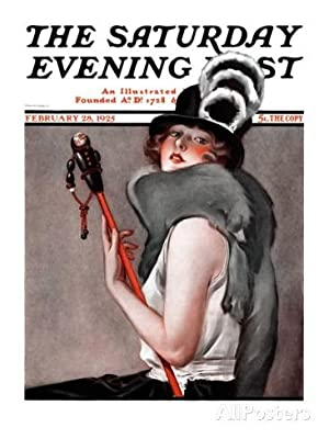 Selected Saturday Evening Post 1925 & 1926. Seven Stories By Dick Wick Hall - Bound In ...