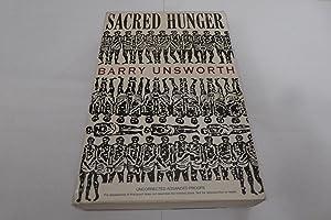 Sacred Hunger: Barry Unsworth
