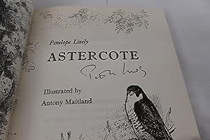 Astercote By Penelope Lively Antony Maitland