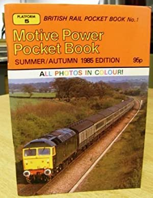 212add217b9b 9780906579497  Platform 5 MOTIVE POWER POCKET BOOK SUMMER AUTUMN ...