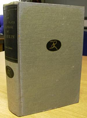 Poems Prose and Plays of Alexander Pushkin: PUSHKIN. Alexander