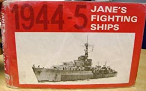 Jane's Fighting Ships 1944-45: McMurtrie. Francis E