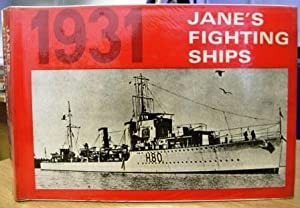 Jane's Fighting Ships 1931: McMurtrie. Francis E
