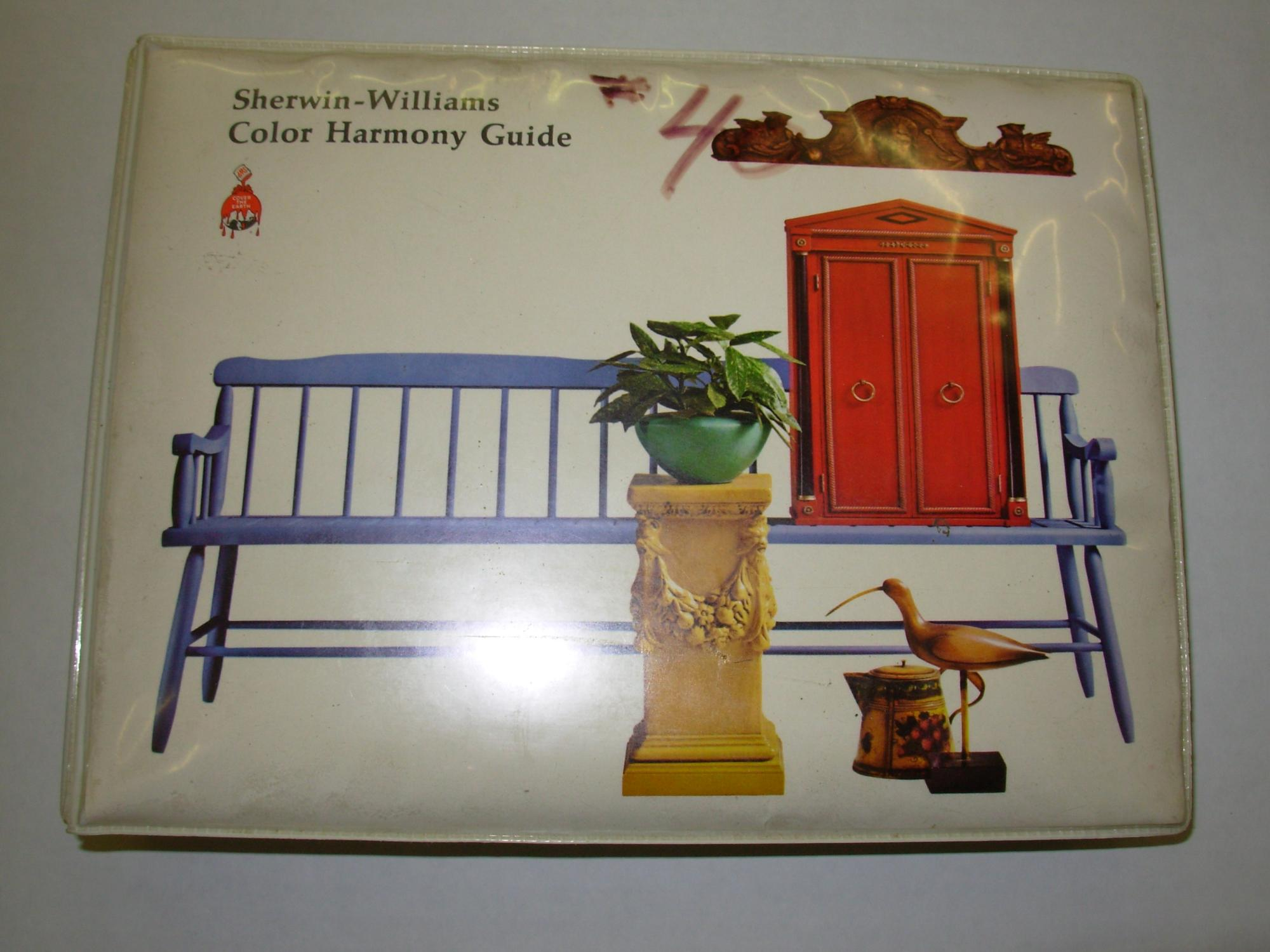 Sherwin-Williams Color Harmony Guide: Sherwin-Williams Co. Hardcover ...
