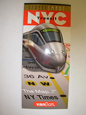 New York City Transit StreetSmart (Maps)