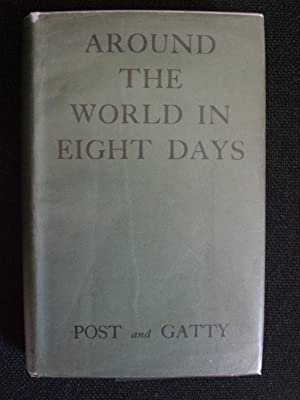 Around the World in Eight Days The: Post, Wiley &