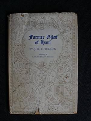 Farmer Giles of Ham: Tolkien, J R