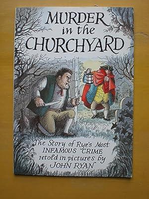 Murder in the Churchyard : The Story: Ryan, John