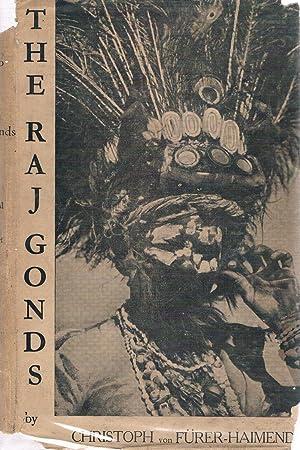 The Raj Gonds of Adilabad. Book I.: Furer-Haimend, Christoph Von