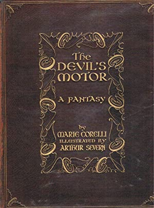 The Devil's Motor. A Fantasy: Severn, Marie Corelli