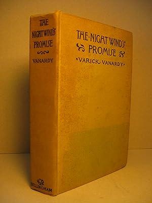 The Night Wind's Promise: VANARDY, VARICK