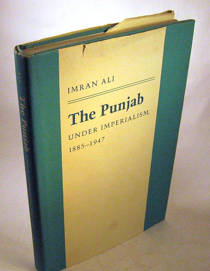The Punjab Under Imperialism, 1885-1947