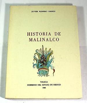 Historia de Malinalco: Javier Romero Quiroz