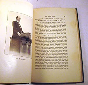 Quabaug 1660-1910. An Account of the Two Hundred and Fiftieth Anniversary Celebration Held at West ...