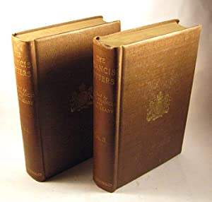 The Francis Letters, by Sir Philip Francis and Other Members of the Family; Ed. by Beata Francis ...
