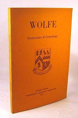 Wolfe: Portraiture & Genealogy.: Sir Campbell Stuart et al.