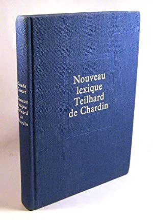 Nouveau Lexique Teilhard de Chardin: Claude Cuenot; Editor-Seuil