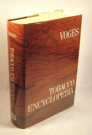 Tobacco Encyclopedia: Voges, Ernst
