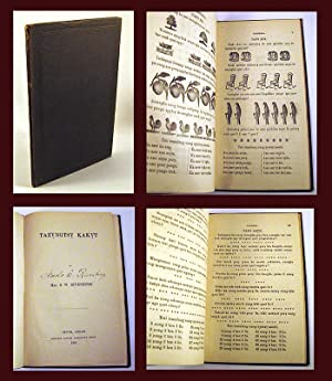 Ao Naga Arithmetic / Tazvngtsv Kakvt [Mongsen Ao language book]: Rivenburg, Mrs. [Hettie] S. [...