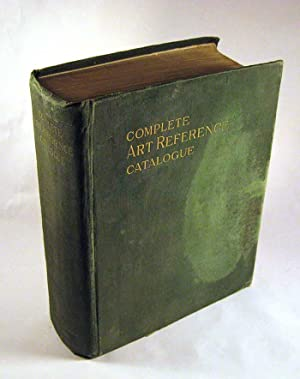 Complete Art Reference Catalogue 1902 [Hardcover]: Soule Art Company