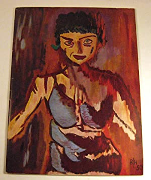 Paintings and Drawings of Richard Lonsdale-Hands: Hirschl & Adler Galleries Inc