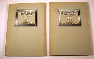 El Grec del Nou Testament / per Dom Salvador Obiols, monjo de Montserrat: Salvador Obiols