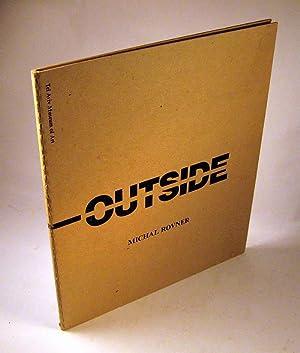 Outside: Michal Rovner