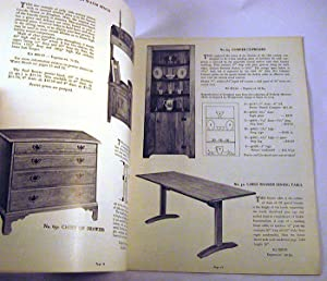 Cohasset Colonials: Furniture Kits for Home Assembly: Hagery
