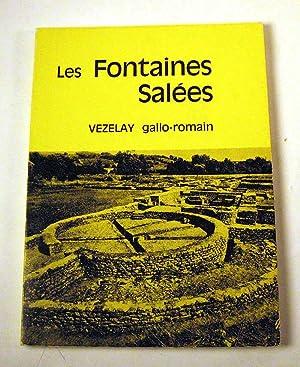Les fontaines salees/35 photographies et cartes: Vogade Francois