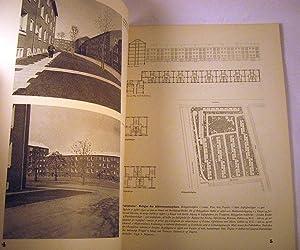 Arbejder udfort af stadsarkitekten i Kobenhavn, 1938-1943: Projekter 1925-1943