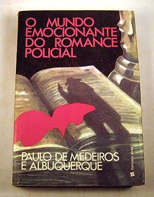 O Mundo Emocionante do Romance Policial: De Medeiros e