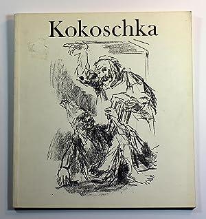 Kokoschka 63 Lithographien 1961-1963 King Lear, Apulian: Oskar Kokoschka