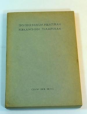 Segi-segi hukum perjanjian perkawinan harta bersama: A. Damanhuri H.