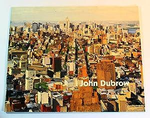 John Dubrow, Paintings: Mario Naves