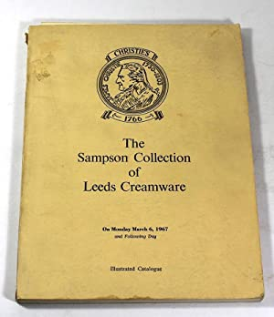 Catalogue of The Collection of Leeds Creamware