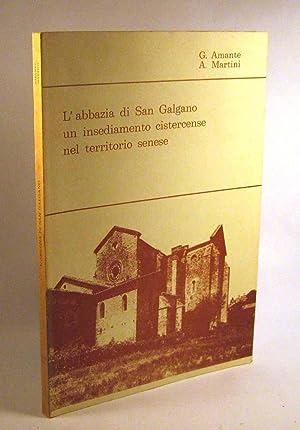 L'abbazia di San Galgano un insediamento cistercense nel territorio senese: G. Amante; A. ...