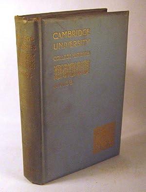 King's College, (College Histories: Cambridge): Augustus Austen-Leigh